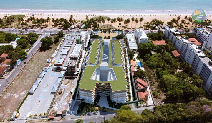 Casa de luxo , Beira mar,  em Cabo Branco, João Pessoa, Paraíba.