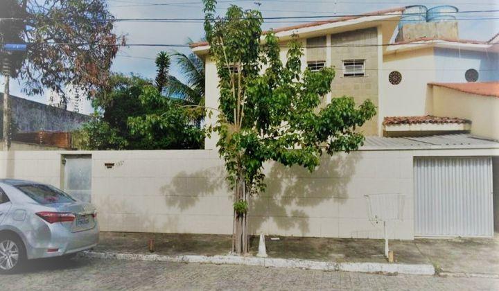Casa Duplex 03 quartos, 510m2 de terreno, Pina, Recife.