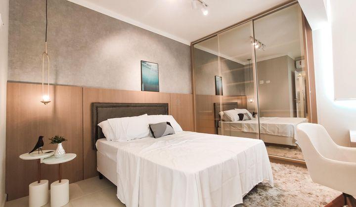 Apartamento de 1 dormitório na Vila Guilhermina em Praia Grande