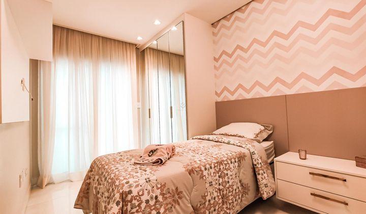 Apartamento de 3 dormitório sendo 2 suite no Canto do Forte em Praia Grande
