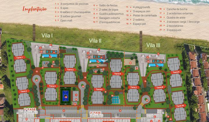 Apartamento com 2 Dormitórios- Barra Velha SC