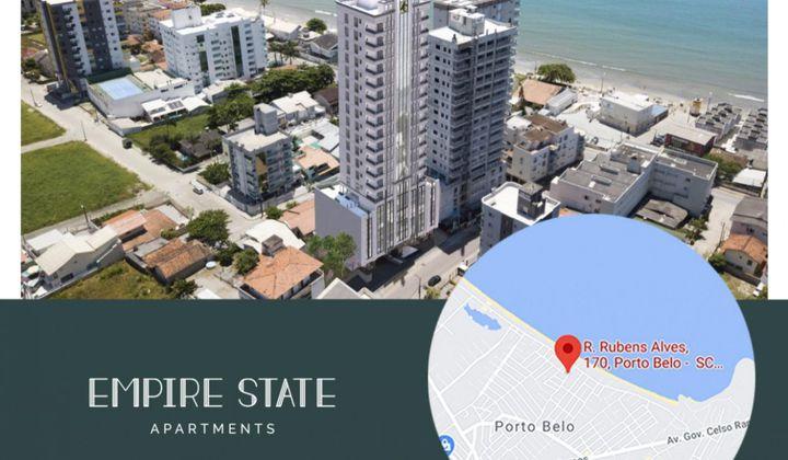 Perequê- Apartamento  3 Suítes  2 Vagas Poucos Metros do Mar