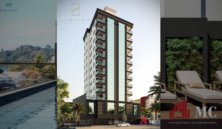 Perequê - Apartamento na Planta 3 Suítes 100 Metros do Mar