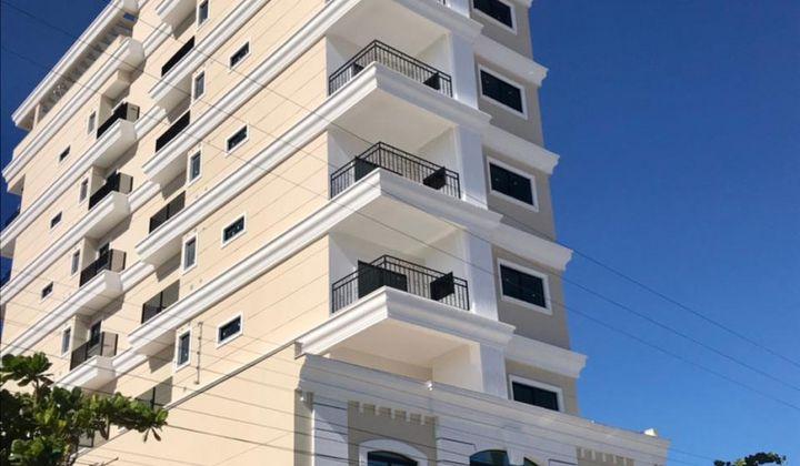 Perequê – Apartamento em fase de acabamento  2 Suítes 2 Vagas. Ótima Localização