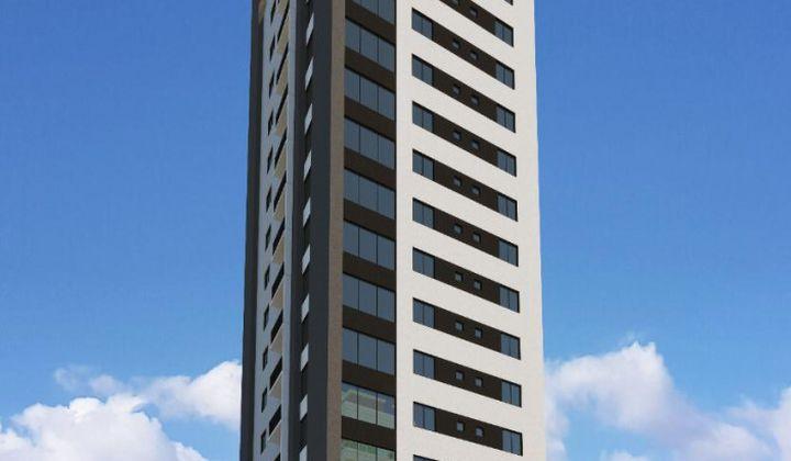 Perequê - Apartamento na Planta 1 Suíte 1 Dormitório  1 Vaga