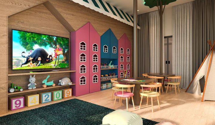 Perequê - Apartamento na Planta 3 Suítes 2 Vagas em Porto Belo