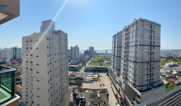 Perequê - Apartamento Pronto Para Morar 2 Suítes 1 Vaga
