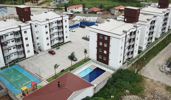 Vila Nova - Apartamento em Condomínio Fechado Pronto para Morar
