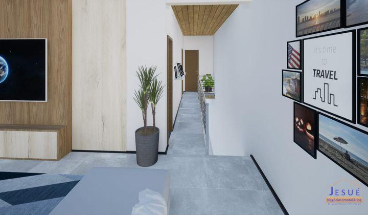 Casa duplex 4/4- 04 banheiros em Lagoa Santa