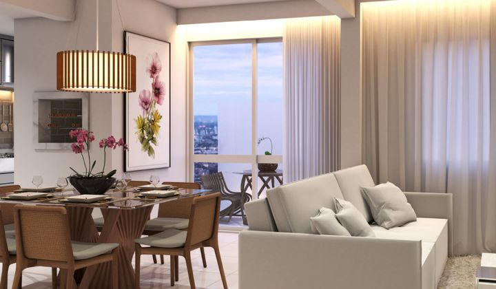 Buarque Residence Club | Lançamento