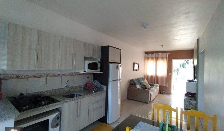 Casa 2 dormitórios no Bairro São João
