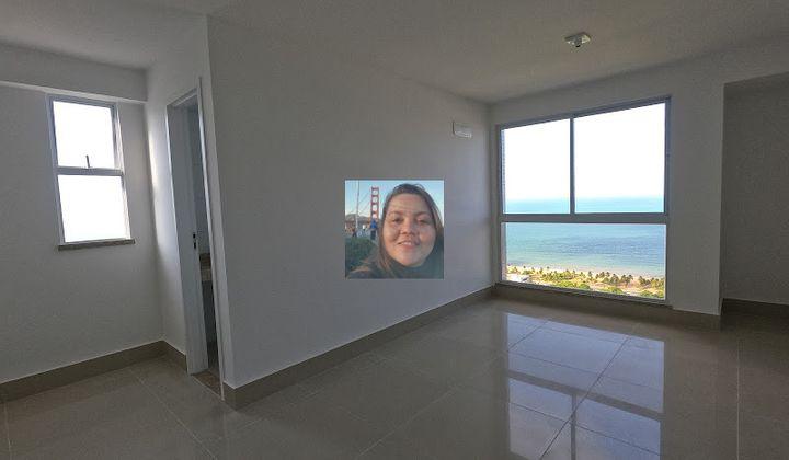 Apartamento em Altiplano João Pessoa com vista para o mar