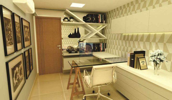 Apartamento em Cabo Branco, 2 quartos à venda em João Pessoa