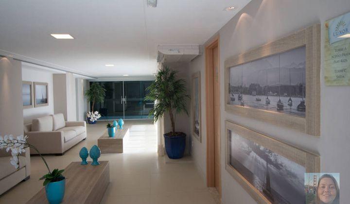 Apartamento em Intermares, 2 quartos, mobiliado, Cabedelo, Paraíba