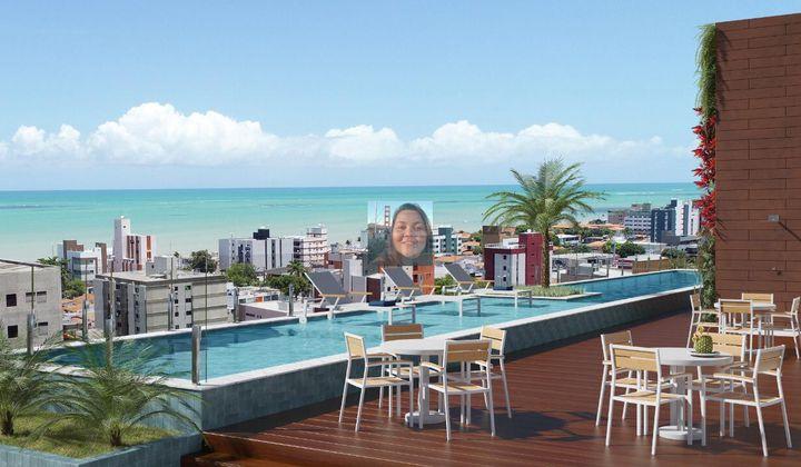 Apartamento em Manaíra, Mindset com 3 quartos, João Pessoa