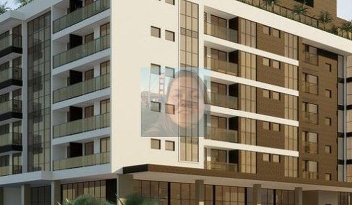 Apartamento em Tambaú, João Pessoa com 2 quartos, próximo a praia de Cabo Branco