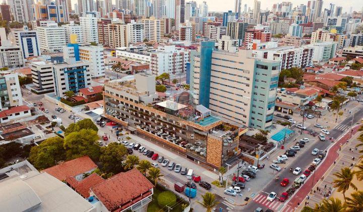 Flat à venda na Praia de Cabo Branco, mobiliado em João Pessoa!