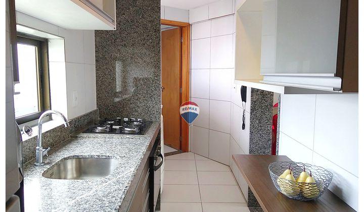 Apartamento em Casa Forte, com 3 quartos, 1 suíte