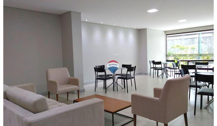 Apartamento no Torreão, com 2 quartos, 1 suíte