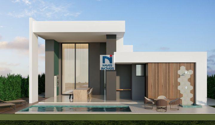 casa em obra em alphaville, casa obra condomínio, pagamento parcelado, quadra de tênis,