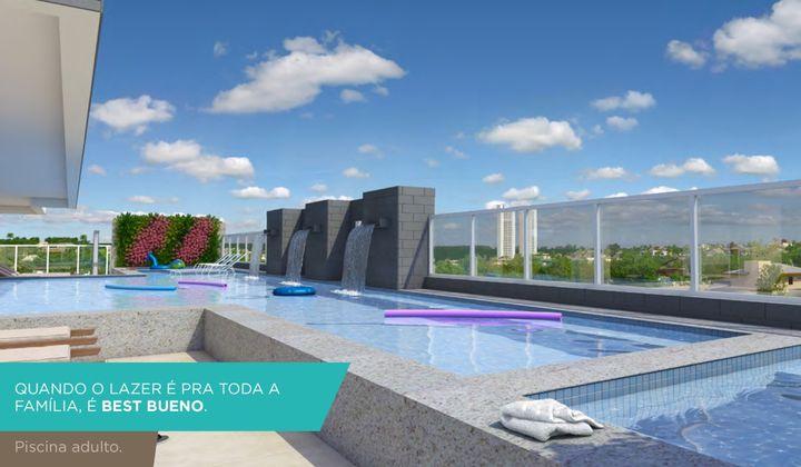 Apto 2Q Best Bueno - Goiânia GO