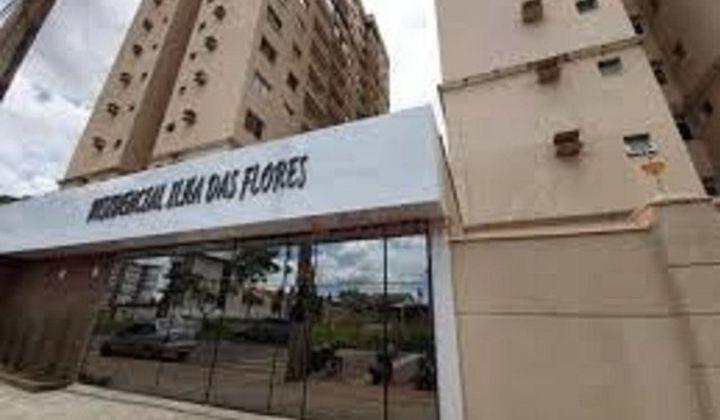 Apto 2Q Cond. Ilhas das Flores - Vila Rosa - Goiânia GO
