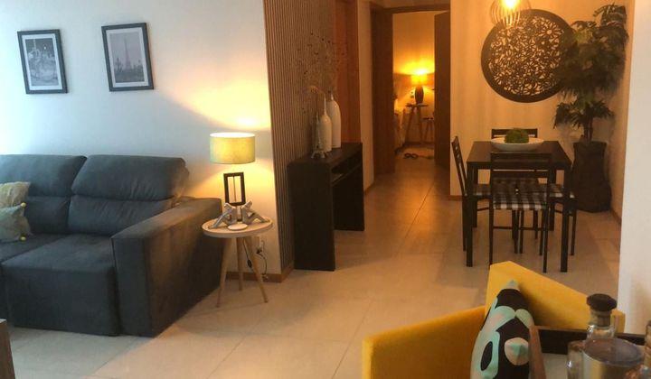 Apartamento mobiliado no Velutti Home Club