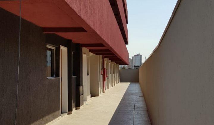 Apartamento 1 dormitório com vaga - Vila Matilde