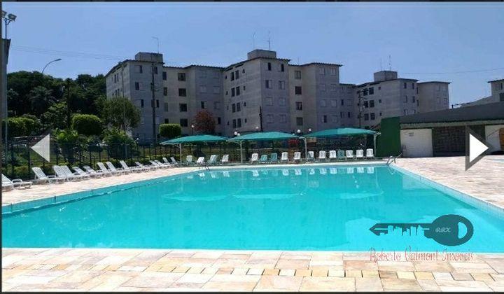 Apartamento 2 dormitórios com vaga - Jardim Santa Barbara