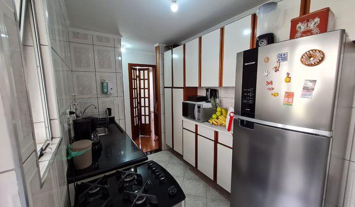 Apartamento 2 dormitórios - Jardim Santa Barbara