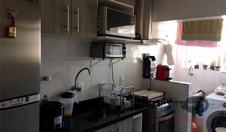 Apartamento 2 dormitórios - Vila Alpina