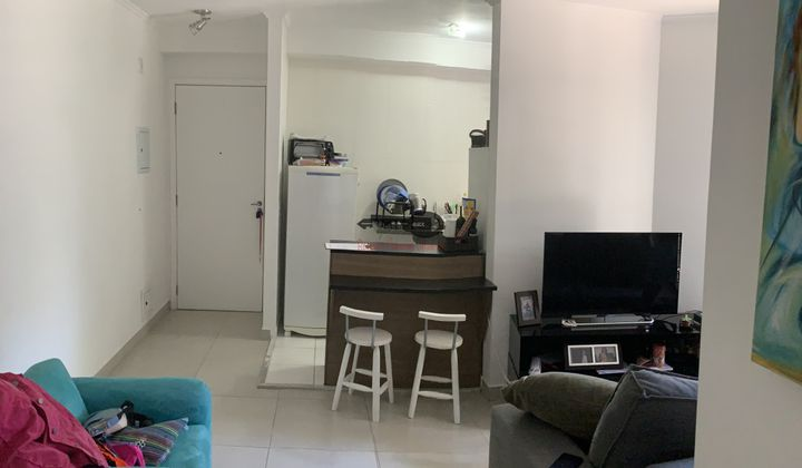 Apartamento 2 dorms com suíte - Vila Prudente
