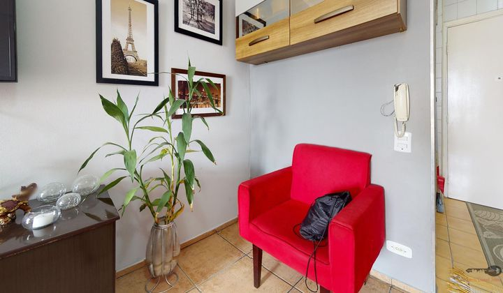 Apartamento de 1 dormitorio - Liderdade