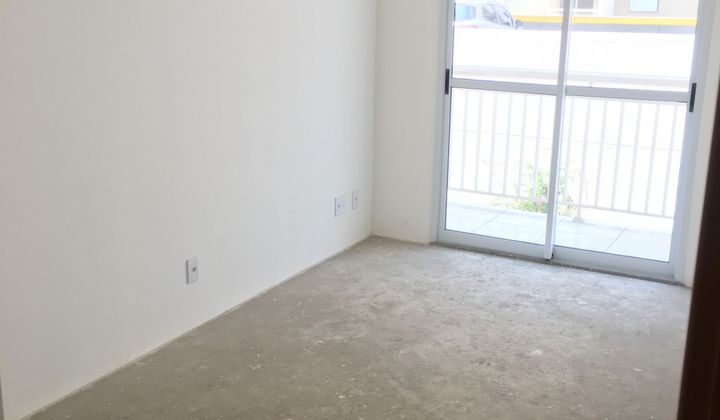 Apartamento na Aricanduva , 47,11m2 , 2 Dormitórios com Sacada…