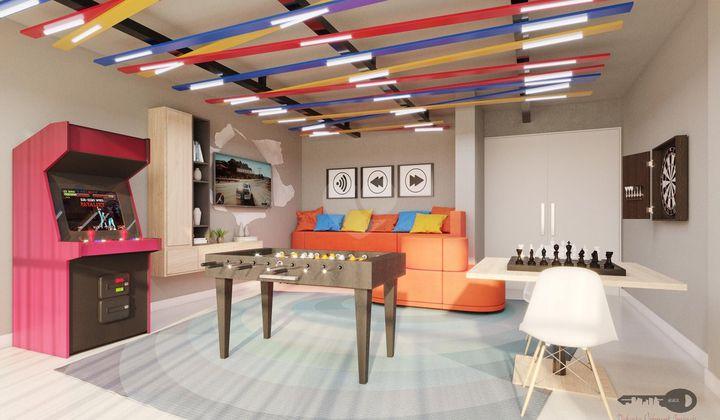 Apartamento, no Ipiranga com 2 Dormitórios com Sacada.