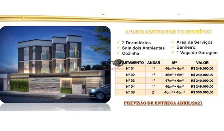 Apartamento Santo André , com 2 Dormitórios sem Condomínio..