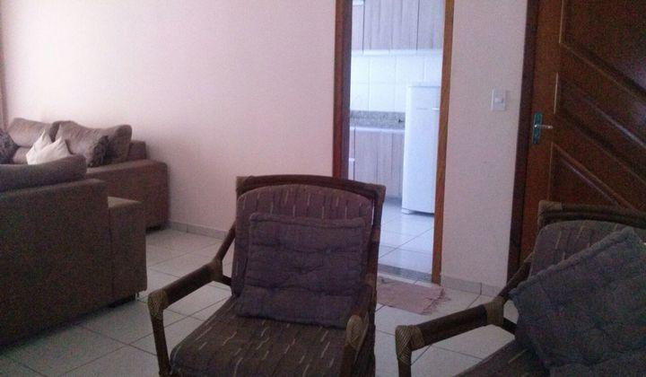 Apartamento Vista pro Mar, 2 Dormitórios sendo 1 Suíte ..
