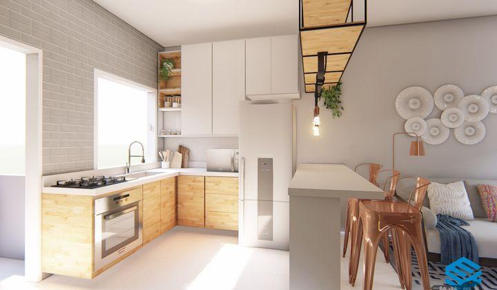 Apartamentos 1 dormitórios