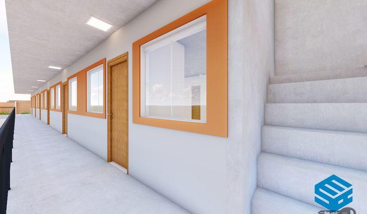 Apartamentos 1 dormitórios - Guainazes