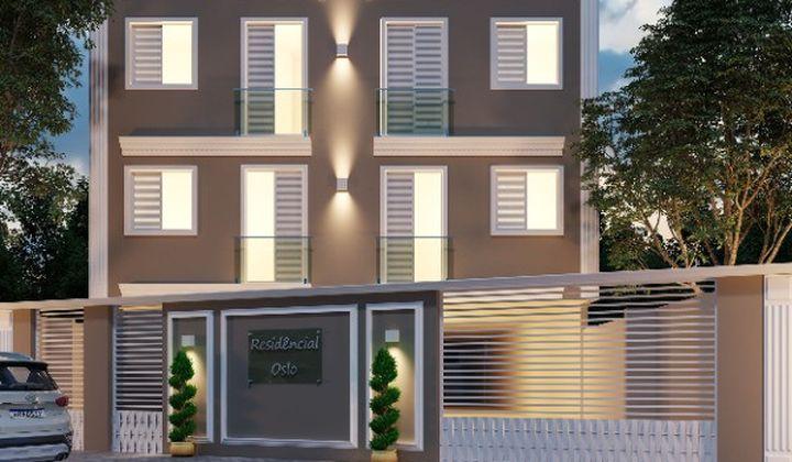Cobertura sem Condomínio, 2 Dormitórios em  Santo André ..