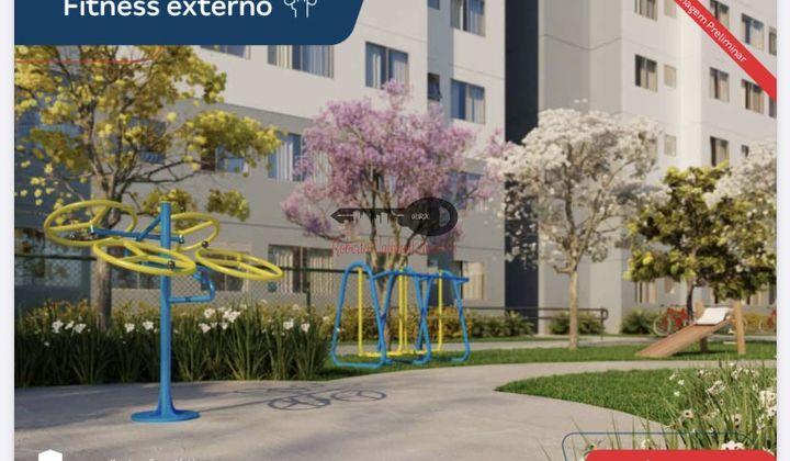 More ao lado do Monotrilho - Jardim Colonial - 2 dormitórios