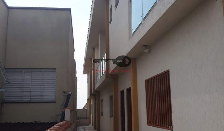 Sobrado 2 dormitórios com 2 vagas - Vila Formosa