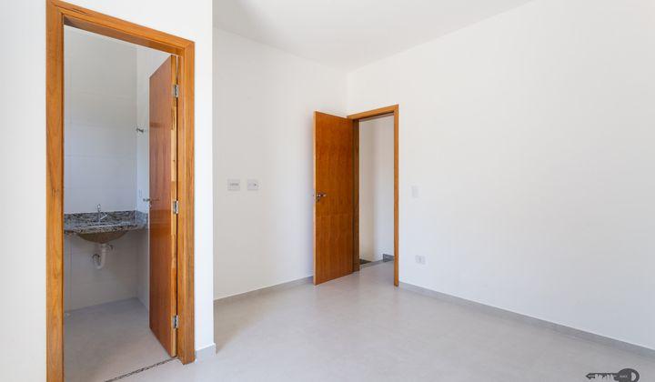 Sobrado 2 dormitórios - entrada individual