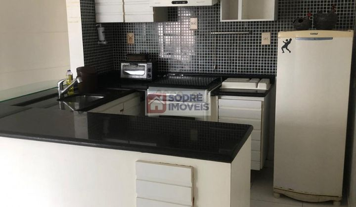 Apartamento no Candeal, com 1 quarto com suíte