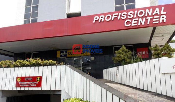 Sala Comercial no Profissional Center Decorada