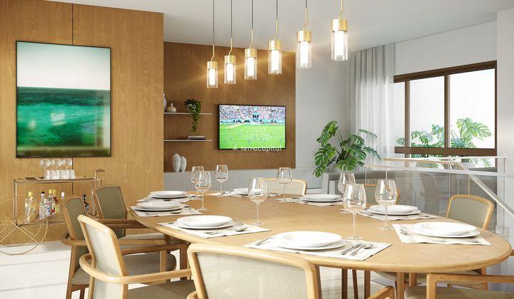 Apartamento no Setor Noroeste, com 4 Quartos I 151 m² I 2 suítes e 2 semissuítes | 3 vagas