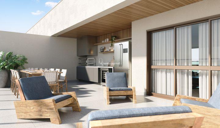 Cobertura no Noroeste, com 4 quartos 303 m² I 4 vagas